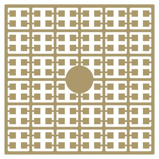Pixel Square Colour 175
