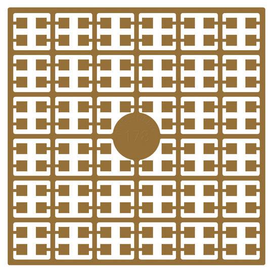 Pixel Square Colour 178