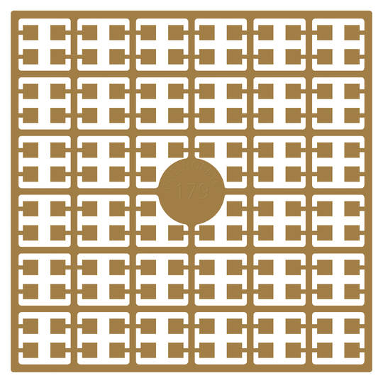 Pixel Square Colour 179