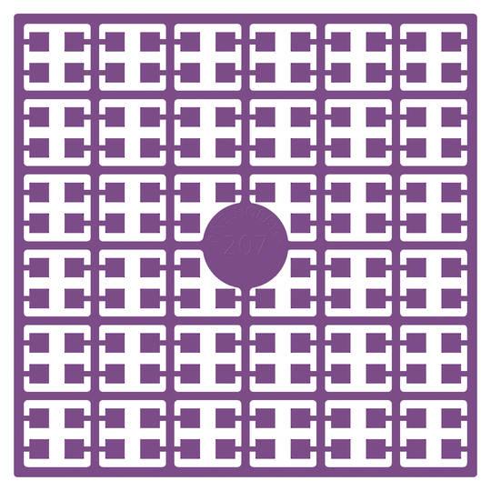 Pixel Square Colour 207