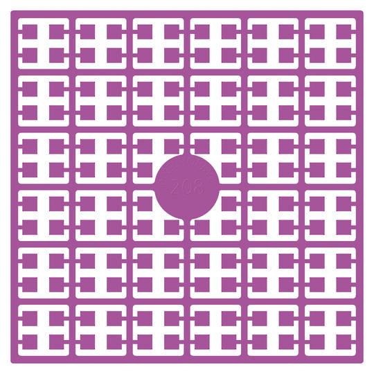 Pixel Square Colour 208