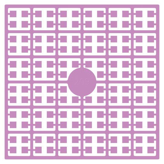 Pixel Square Colour 209