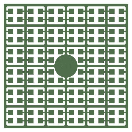 Pixel Square Colour 211