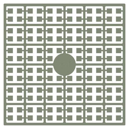 Pixel Square Colour 231