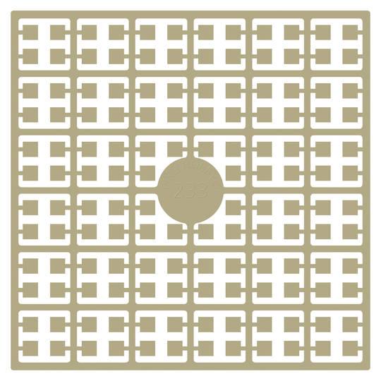 Pixel Square Colour 233