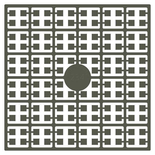 Pixel Square Colour 234