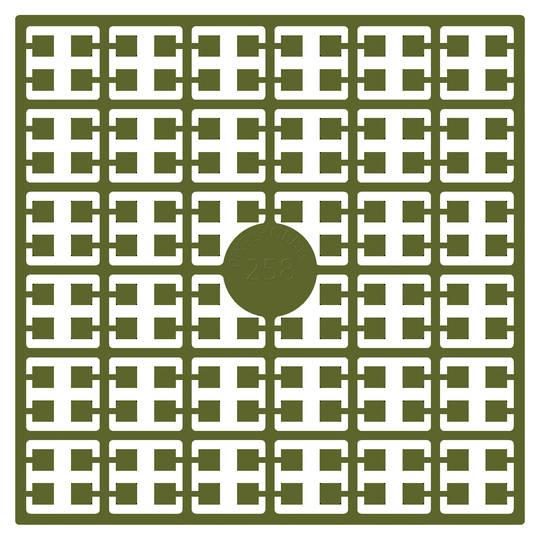 Pixel Square Colour 258