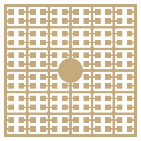 Pixel Square Colour 263