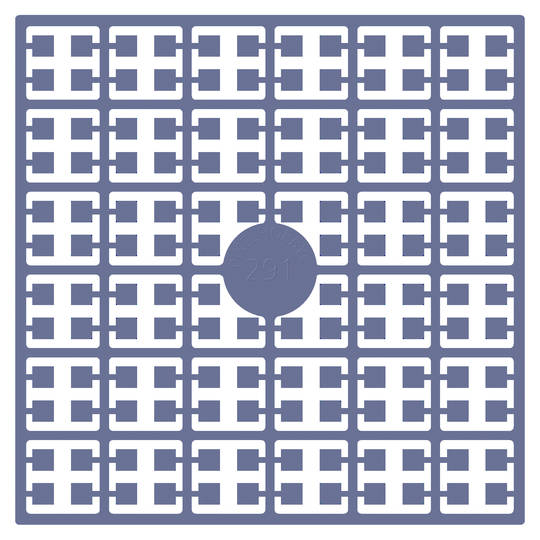 Pixel Square Colour 291