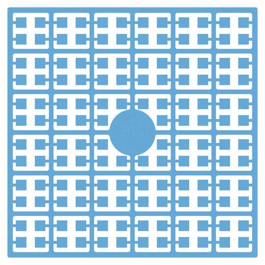 Pixel Square Colour 300
