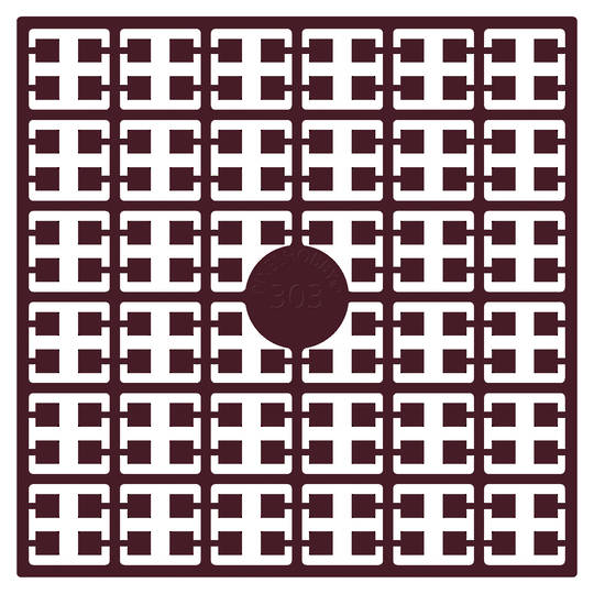 Pixel Square Colour 303