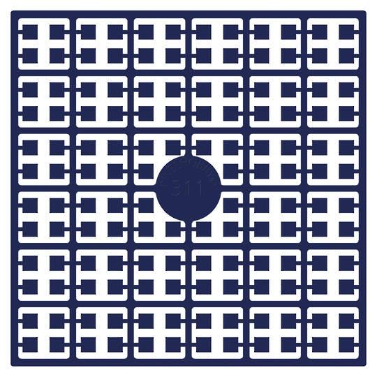 Pixel Square Colour 311