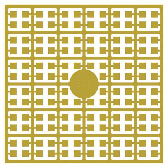 Pixel Square Colour 321