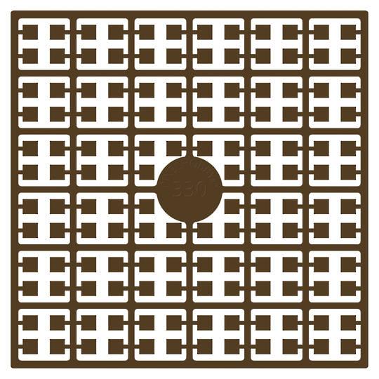 Pixel Square Colour 330