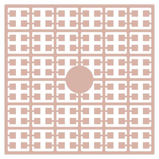 Pixel Square Colour 374