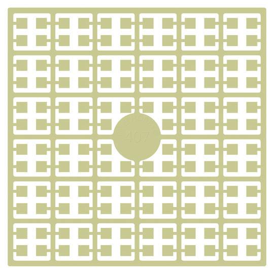 Pixel Square Colour 407