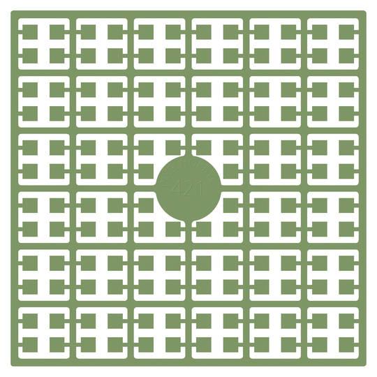 Pixel Square Colour 421