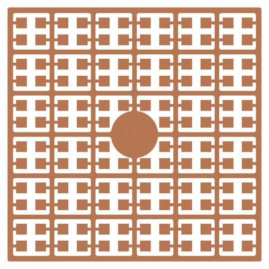 Pixel Square Colour 479