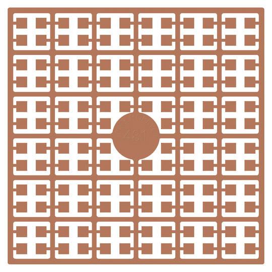Pixel Square Colour 481