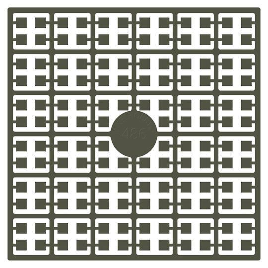 Pixel Square Colour 486