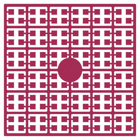 Pixel Square Colour 491
