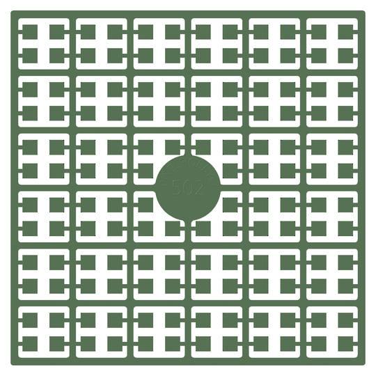 Pixel Square Colour 502