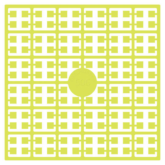 Pixel Square Colour 506