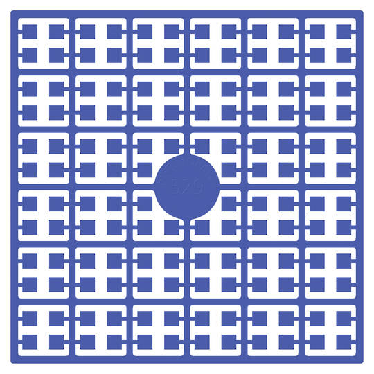 Pixel Square Colour 529
