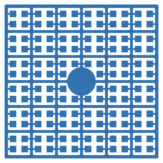 Pixel Square Colour 531