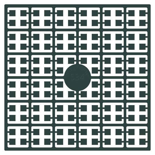 Pixel Square Colour 534