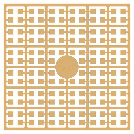 Pixel Square Colour 543