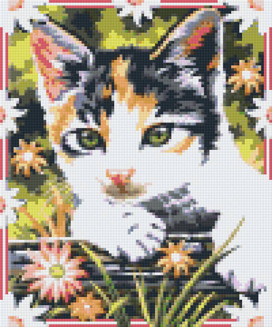 Maximiliane Six [6] Baseplate PixelHobby Mini-mosaic Art Kits