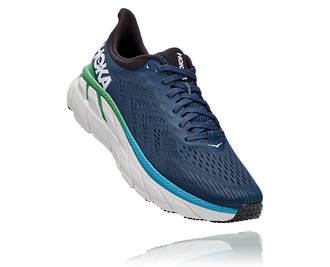 Hoka Mens Clifton 7 Wide