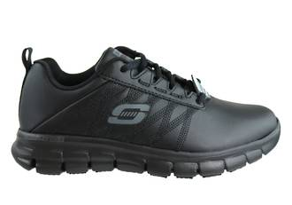 Skechers Women's Sure Track Erath Work Shoes