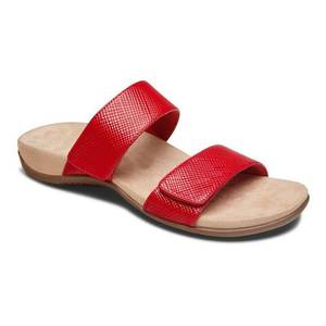 Vionic Women's Samoa Lizard Slide sandal