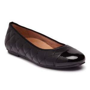 Vionic Women's Desiree Quilted Flat