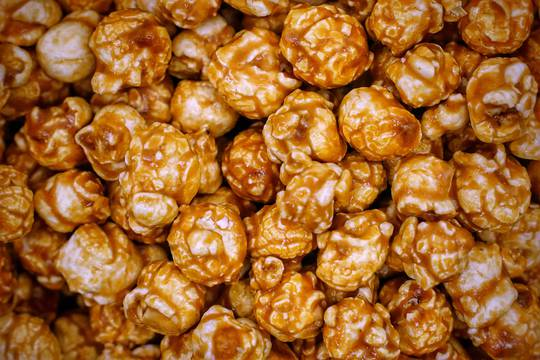 Honey Caramel with Cashew Nuts