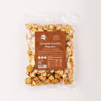 Classic Caramel Crunchy Popcorn