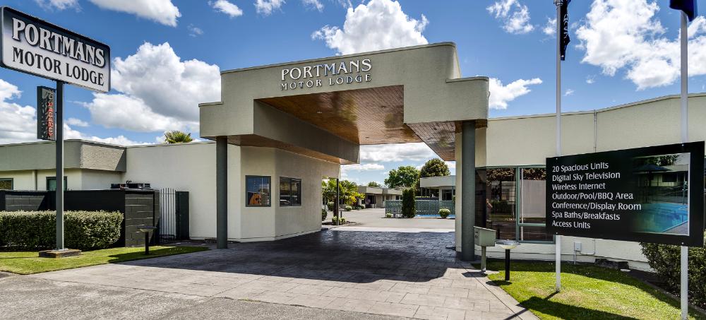 Portmans Motel