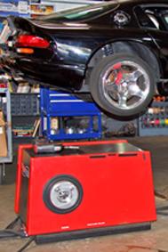 Automotive-testing-equipment