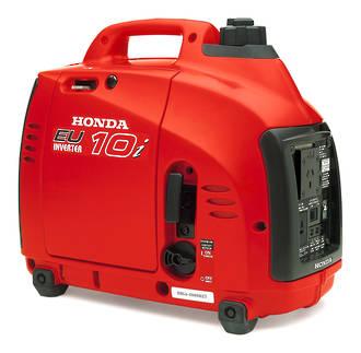 EU10IT1U Honda Inverter Generator Series 1000 Watt Recoil Start Petrol