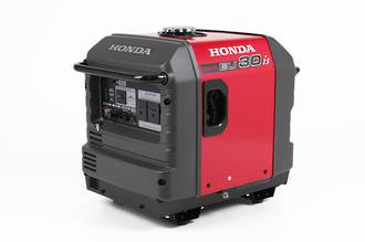 EU30IS Honda Inverter Generator Series 3000 Watt Electric Start Petrol
