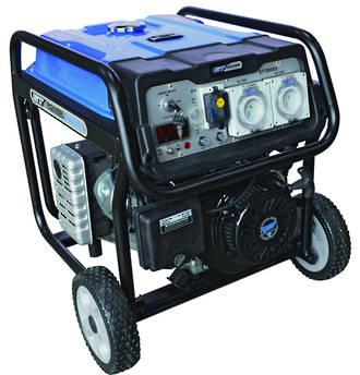 GT7000ESQ Generator 7000W Petrol