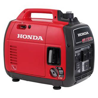 EU22I Honda Inverter Generator Petrol Recoil Start