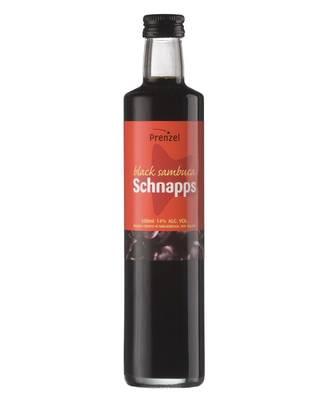 Black Sambuca Schnapps