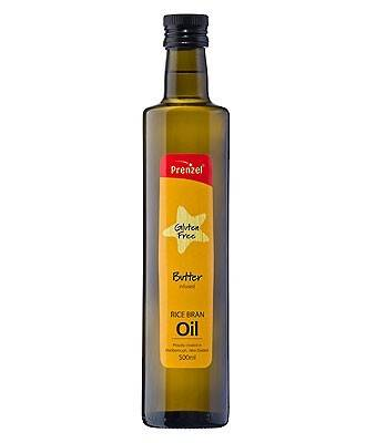 Butter Rice Bran Oil