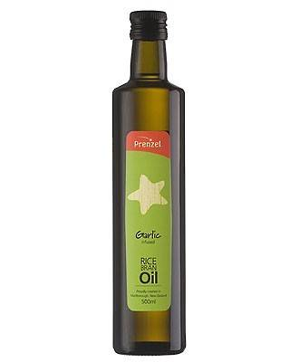 Garlic Rice Bran Oil