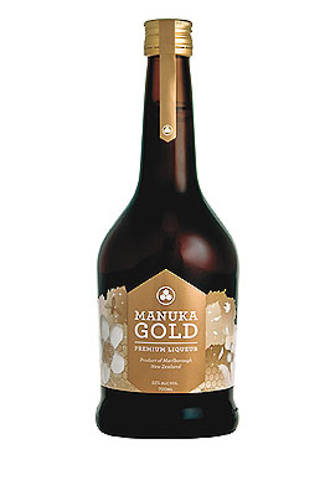 Manuka Gold Premium Liqueur