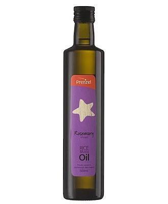 Rosemary Rice Bran Oil