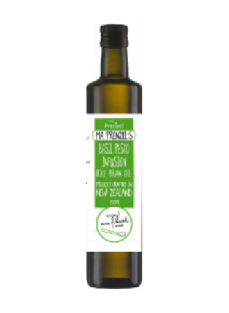 Ma Prenzel's Basil Pesto Rice Bran Oil